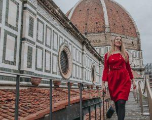Una delle esperienze più belle a Firenze: le terrazze del Duomo