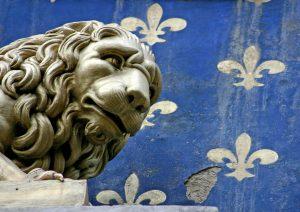 Firenze e i suoi simboli: dal giglio al leone